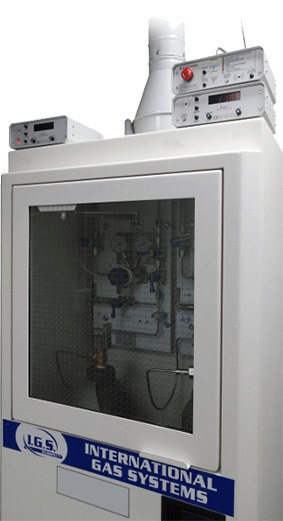 IGS GAS CABINETS/ EQUIPMENT